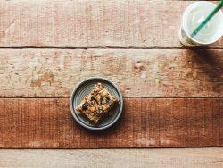 choco oats bar